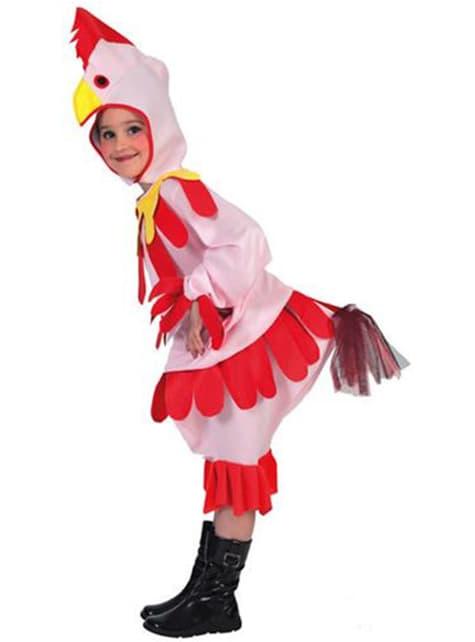 Chicken Costume for girls