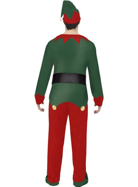 Disfraz de elfo divertido para hombre - hombre