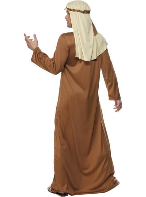 Disfraz de San José económico para hombre - hombre