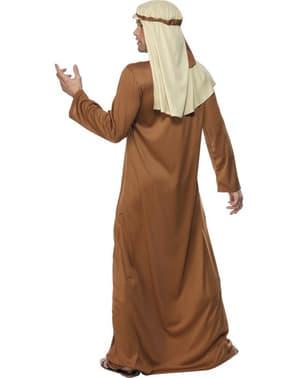 Disfraz de San José económico para hombre