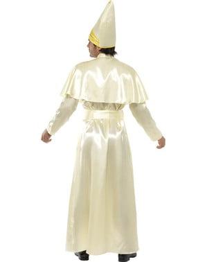 Costum de Papă pentru bărbat