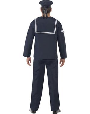 Costume da uomo della marina