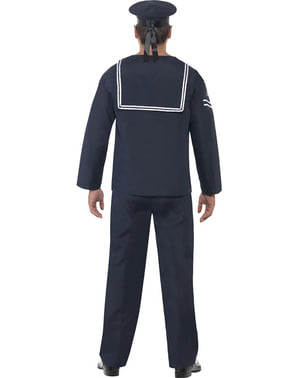 Marine Man Adult Costume