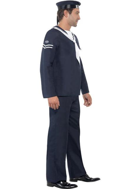 Disfraz de hombre de la marina - original