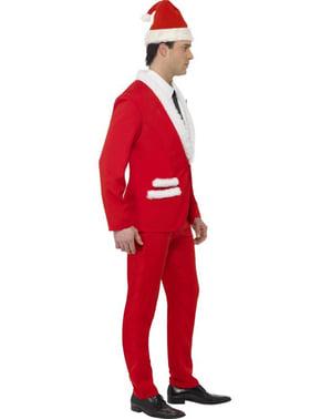 Kostým pro dospělé elegantní Santa