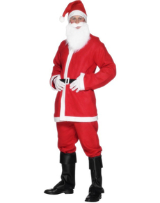 c0d76ede4a90 Økonomisk julemandskostume til mænd ...