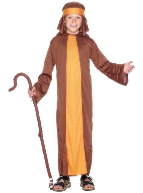 Costum de păstoraș evreu pentru băiat