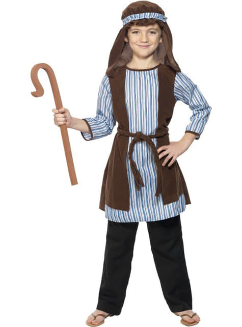 Disfraz de pastorcillo classic para niño