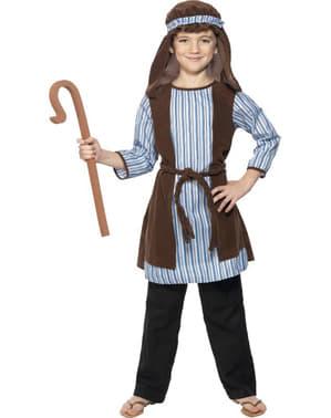 Овчарски костюм за деца