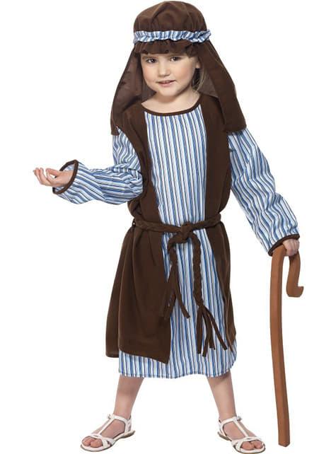 Klassisk liten pastordräkt barn