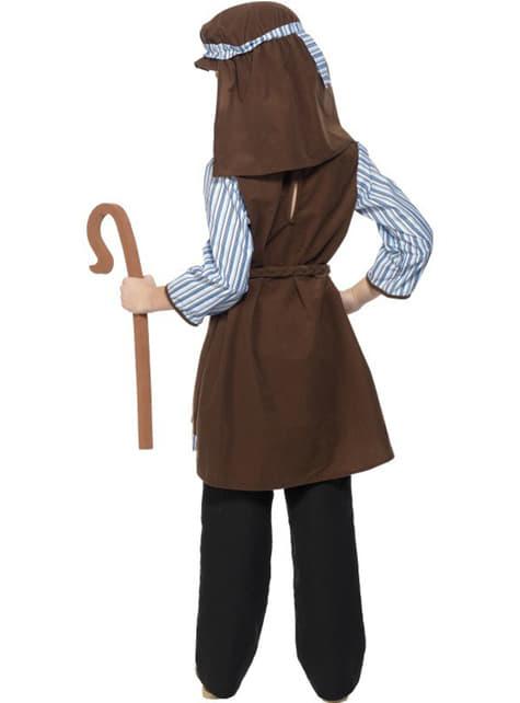 Costum de păstoraș classic pentru băiat