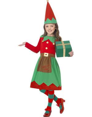Santa's Little Helper Child Costume