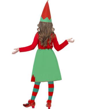 Kleine hulp de kerstman Kostuum