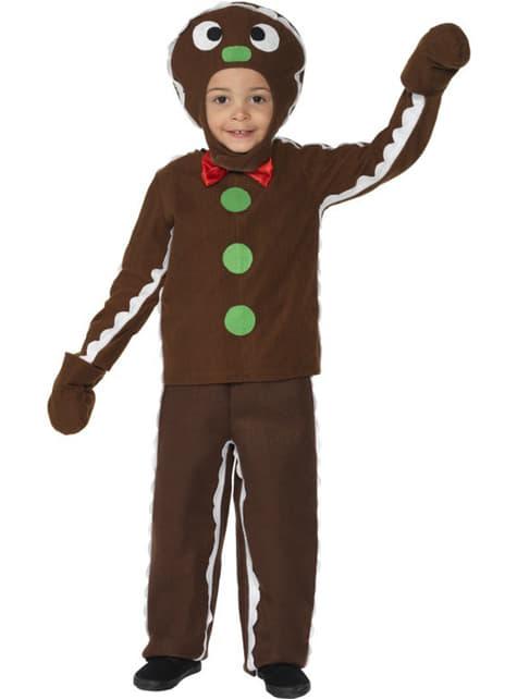 Disfraz De Galleta De Jengibre Infantil Have Fun Funidelia