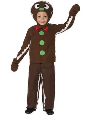Kagemand kostume til små børn