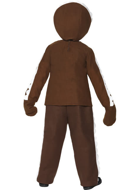 Lebkuchenmann Kostüm für Kinder