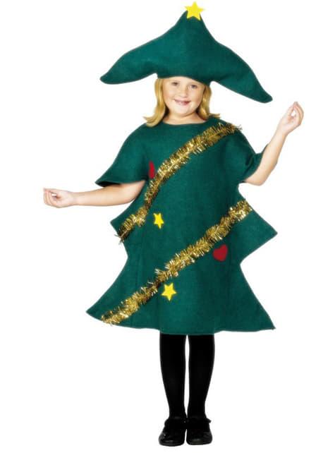 Kostým pro nejmenší vánoční stromek