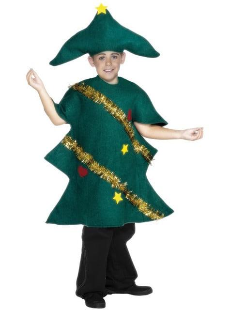 Disfraz de árbol navideño infantil - original