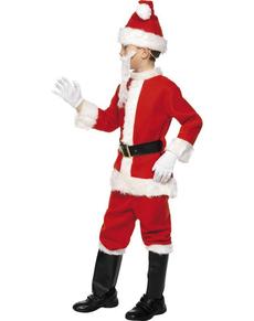 0b097589054a Deluxe julemandskostume til børn Deluxe julemandskostume til børn