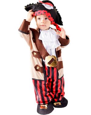 Disfraz de corsario bebé