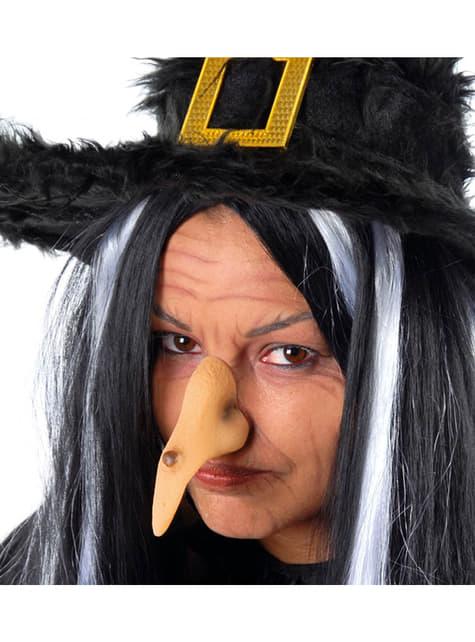 Nos czarownicy z pieprzykiem