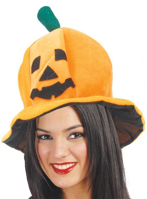 Halloween Pumpkin Hat