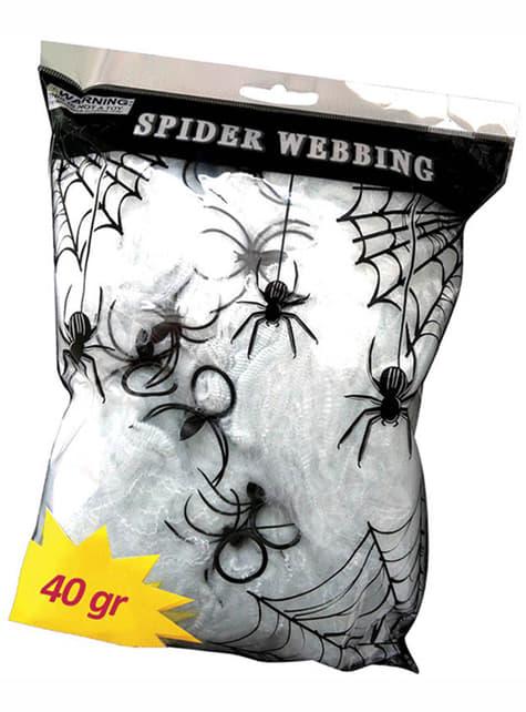 Hämähäkinseitti 40g