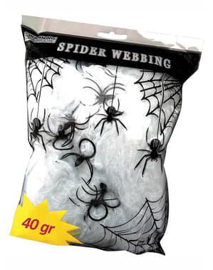 Toile d'araignée 40 gr