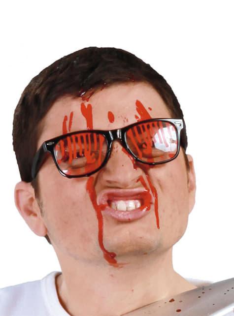 Blod glasögon