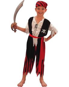disfraz de gran pirata nio