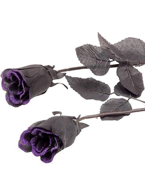 Černá růže