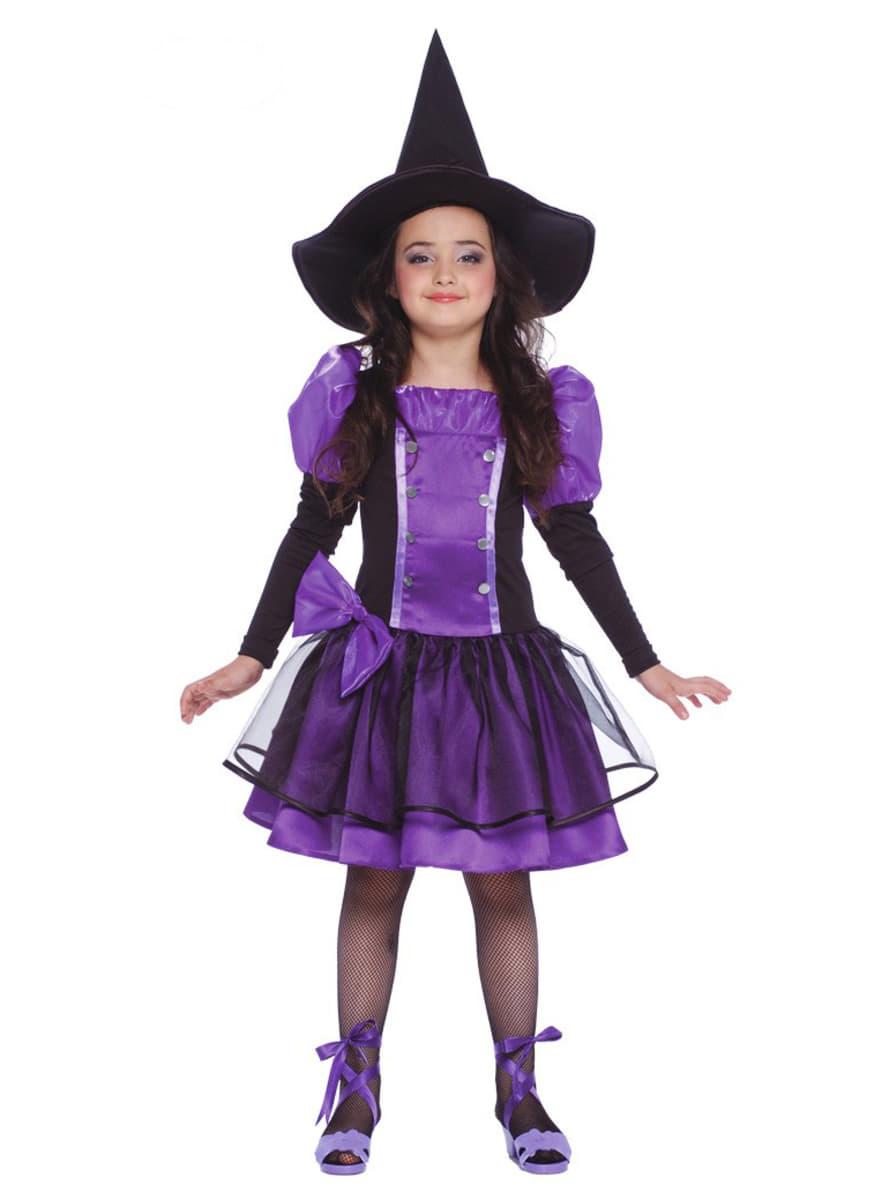 Disfraces brujas y magos infantiles: niñas y niños | Funidelia