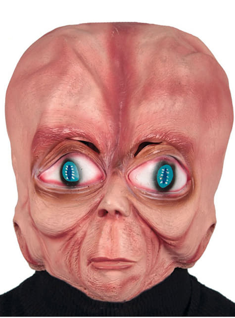 Maska głowa obcego