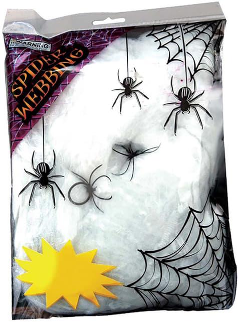 Spindelnätpåsar 228 gram