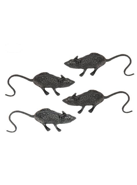 Сумка іграшкових щурів