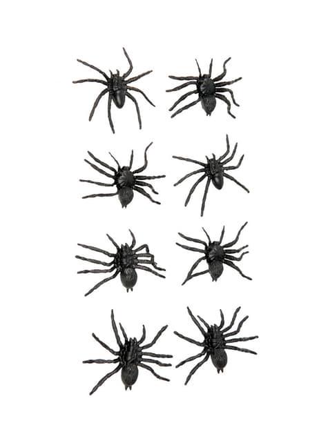 Halloween-pakkaus pitkäjalkaisia hämähäkkejä