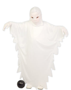 Litet Spöke Maskeraddräkt