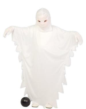 Gespenst Kostüm weiß