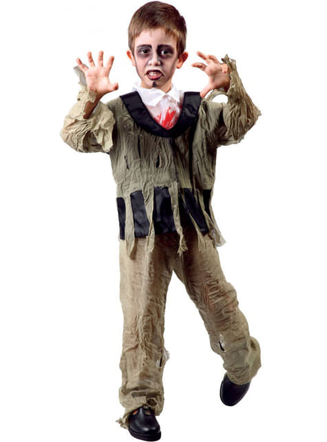 Sinister Little Zombie Costume
