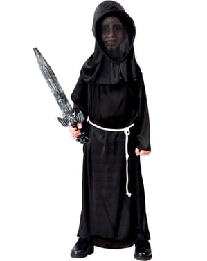 Детско чудовище от костюма на мрака