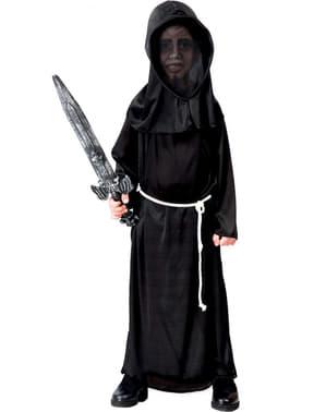 Monster van het duister kostuum voor kinderen