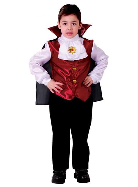 Draculin Costume for a boy