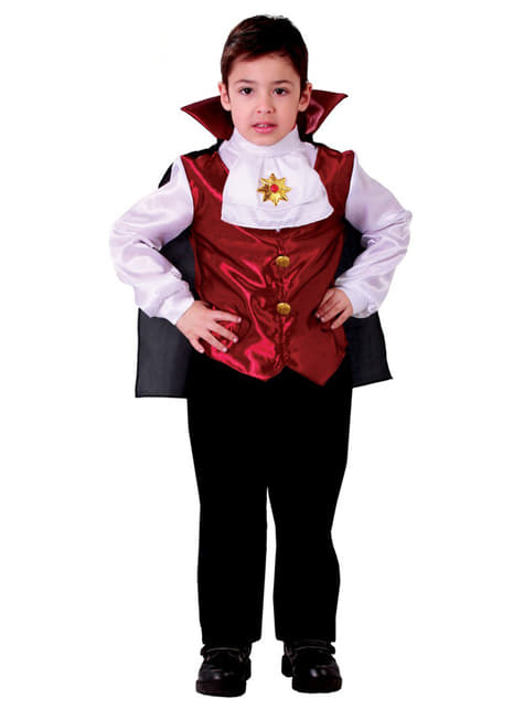 Drakula Kostüm für Jungen