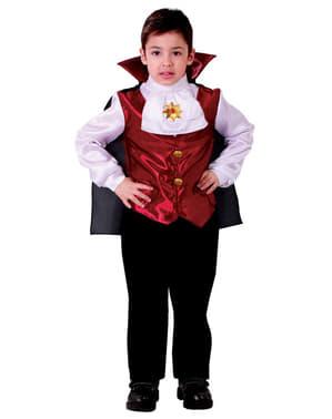 תלבושות דראקולין עבור ילד