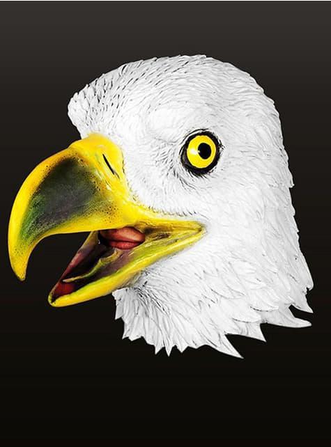 Latex adelaarsmasker