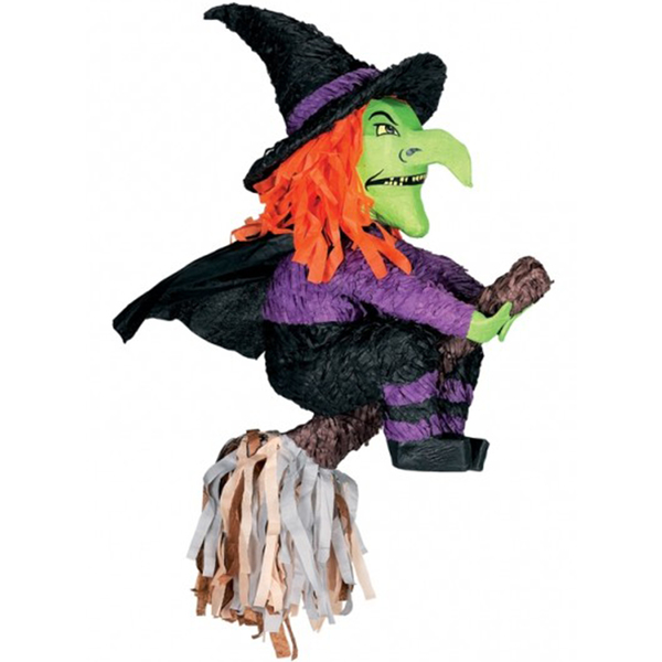 Evil Witch Halloween Piñata