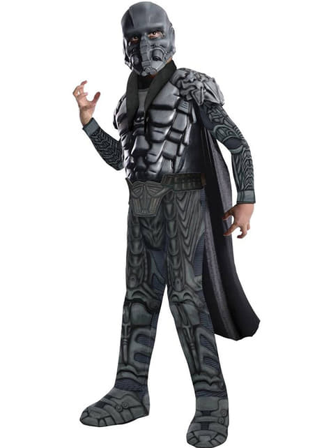 General Zod Superman Man of Steel Child Costume