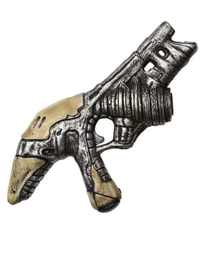 Zbraň generála Zoda Muž z oceli