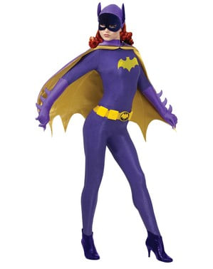 Grand Heritage 1966 Batgirl Adult Costume