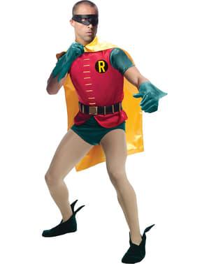 Kostým pro dospělé Robin klasický 1966